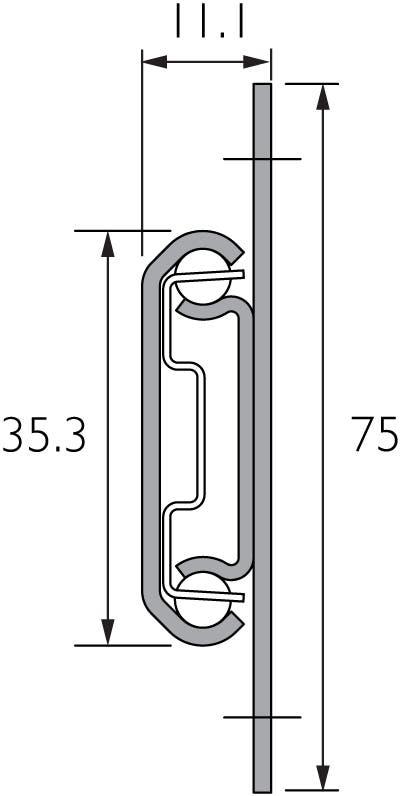 Linearführung DZ1312