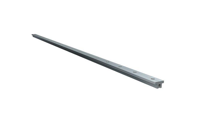 Aluminium-Linearführung 1 m DFG115-0100
