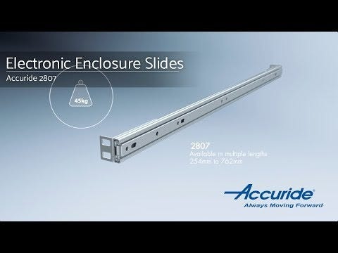 Electronic Enclosure Slide DZ2807 for 19inch Racks